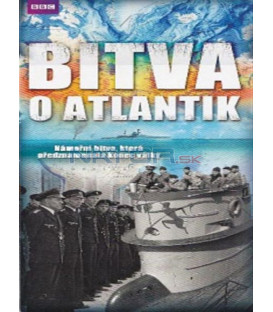 Bitva o Atlantik (The Battle of the Atlantic) DVD