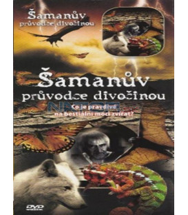 Šamanův průvodce divočinou (Animals & Wildlife - Wonderful World - A Wizard´s Guide to Wildlife) DVD