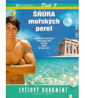 Světoběžník - disk 9 - Šňůra mořských perel DVD