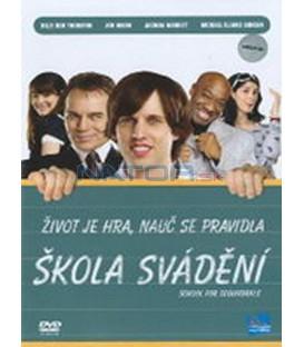 Škola svádění (School for Scoundrels) DVD