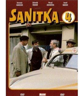 Sanitka - 4. DVD