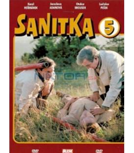 Sanitka - 5. DVD