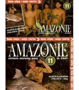 S Jakubem na rybách 11 - Amazonie 2. část DVD