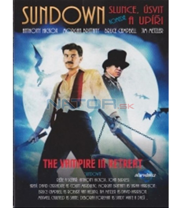 Sundown: Slunce, úsvit a upíři (Sundown: The Vampire in Retreat) DVD