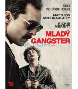 MLADÝ GANGSTER 2018 (WHITE BOY RICK) DVD (SK OBAL)