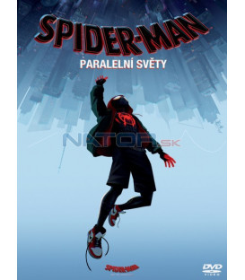Spider-Man: Paralelní světy 2018 (Spider-Man: Into the Spider-Verse) DVD (SK OBAL)