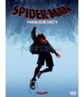 Spider-Man: Paralelní světy 2018 (Spider-Man: Into the Spider-Verse) DVD (SK OBAL)