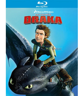 Jak vycvičit draka 2010  (How to Train Your Dragon) Blu-ray