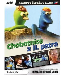 Chobotnice z II. patra 1987 (remasterovaná verze) DVD