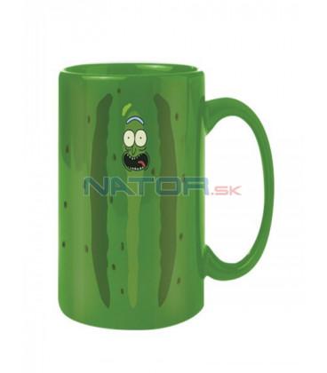 Hrnek Rick and Morty - Pickle Rick 315 ml