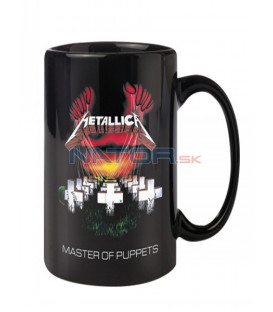 Hrnek Metallica - Master of Puppets 315 ml