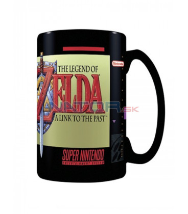 Hrnek Super Nintendo - Zelda 315 ml