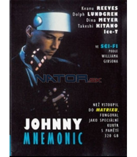 Johny Mnemonic DVD