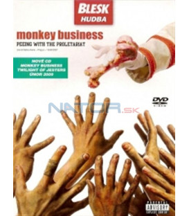 Monkey Business - Peeing With The Proletariat DVD