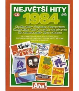Největší hity 1984 CD