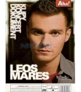 Leoš Mareš - Klipy, koncert, dokument DVD