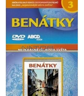 Nejkrásnější místa světa 3 - Benátky DVD