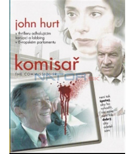 Komisař (The Commissioner) DVD