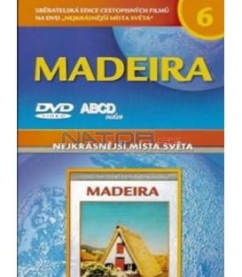 Nejkrásnější místa světa 6 - Madeira DVD