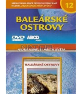 Nejkrásnější místa světa 12 - Baleárské ostrovy DVD
