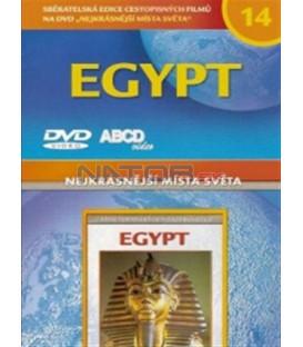 Nejkrásnější místa světa 14 - Egypt DVD
