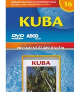 Nejkrásnější místa světa 16 - Kuba DVD