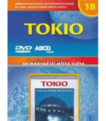 Nejkrásnější místa světa 18 - Tokio (Tokyo - Planète Edo) DVD