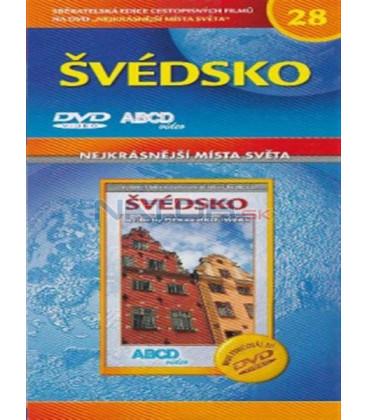 Nejkrásnější místa světa 28 - Švédsko (Suède - La séduction du Nord) DVD