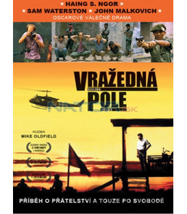 Vražedná pole ( The Killing Fields) DVD