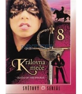 Královna meče - 8. DVD (Queen of Swords)