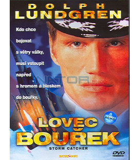 Lovec Bouřek (Storm Catcher) DVD