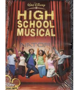 Muzikál ze střední (High School Musica) DVD