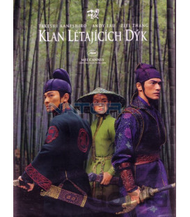 Klan létajících dýk (House of Flying Daggers) DVD