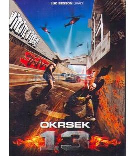 Okrsek 13 (Banlieue 13) DVD
