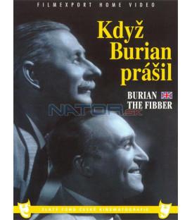 Když Burian prášil DVD