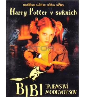 Bibi: Tajemství modrých sov (Bibi Blocksberg und das Geheimnis der blauen Eulen) DVD