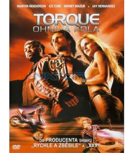 Torque - Ohnivá Kola (Torque) DVD