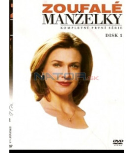 Zoufalé manželky - disk 1 (Desperate Housewives) DVD