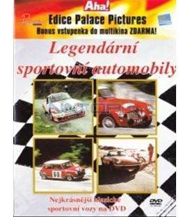 Legendární sportovní automobily (Classic Sports Cars) DVD
