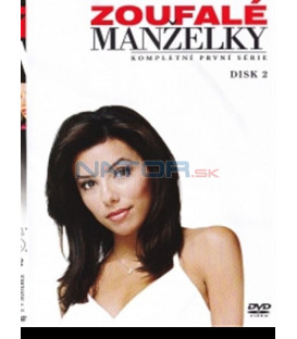 Zoufalé manželky - disk 2 (Desperate Housewives) DVD