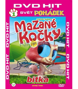 Mazané kočky 1 (The Twisted Whiskers) DVD