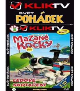 Mazané kočky 3 (The Twisted Whiskers) DVD
