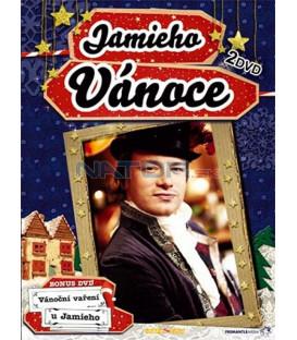 Jamieho Vánoce 2DVD   (Jamies Family Christmas) DVD