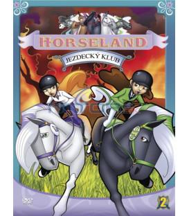 Horseland - Jezdecký klub 2 (Horseland) DVD