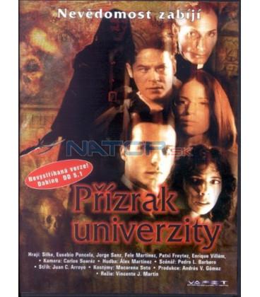Přízrak univerzity (Tuno negro) DVD