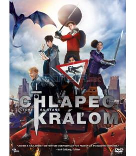 Chlapec, ktorý sa stane kráľom 2019 (The Kid Who Would Be King) DVD (SK OBAL)