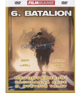 6. batalion (The Great Raid) DVD
