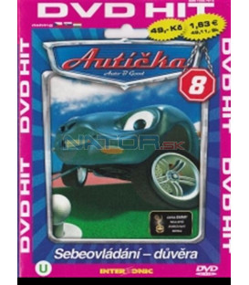 Autíčka 8 (Auto B-Good) DVD