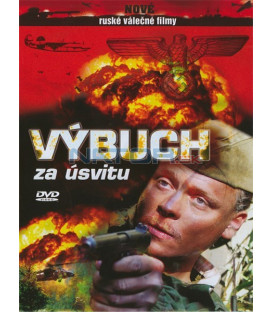 Výbuch za úsvitu (Neslužebnoje zadanje - Vzryv na rassvete) DVD