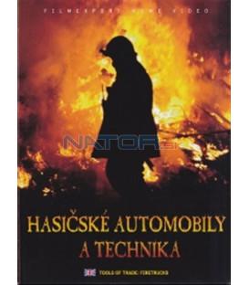 Hasičské automobily a technika (Tools of Trade: Firetrucks) DVD